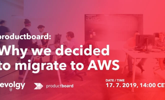 Why we decided to migrate to AWS