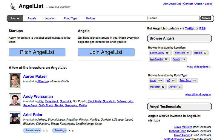 minimum viable product mvp example — angellist