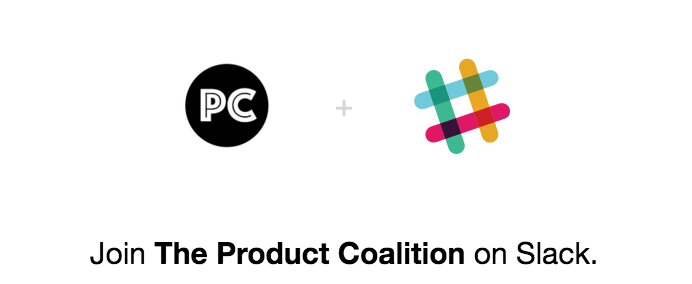 Slack communities and groups for product managers — product coalition