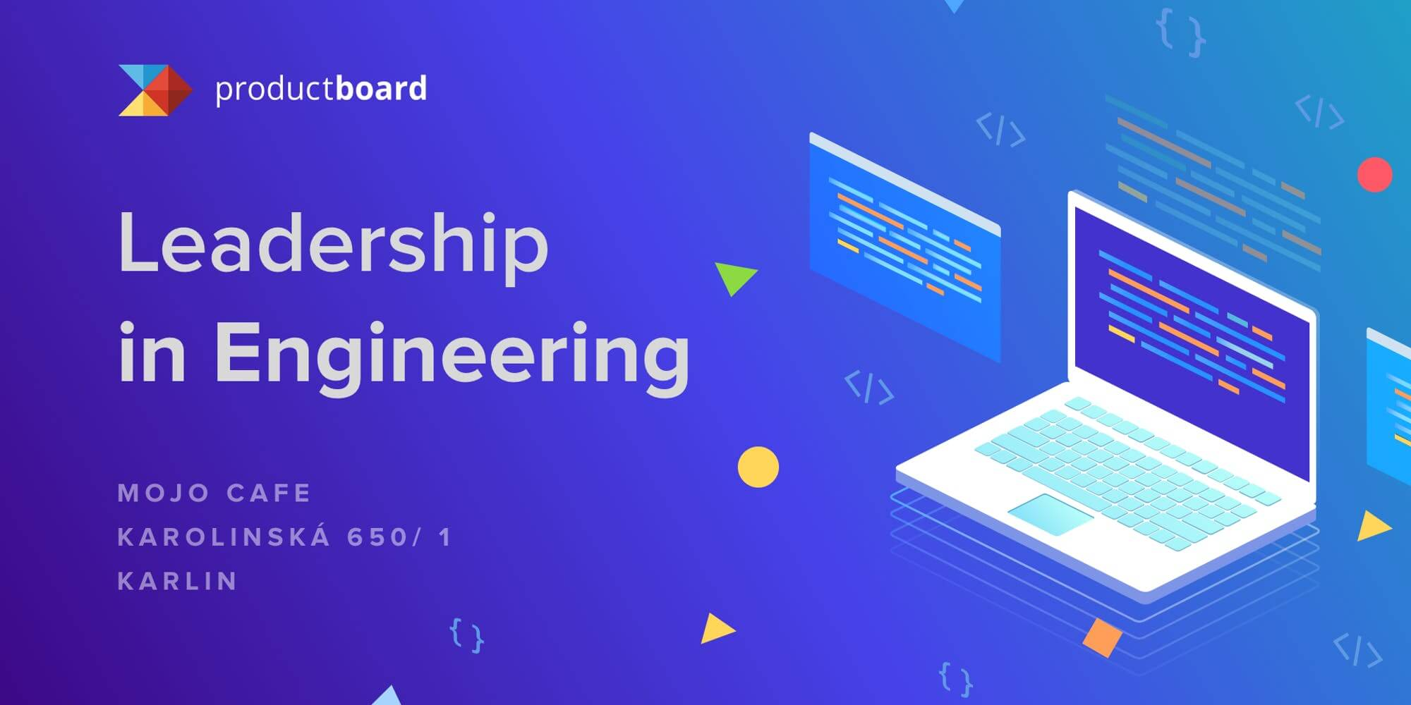 Engineering Leadership Meetup #1