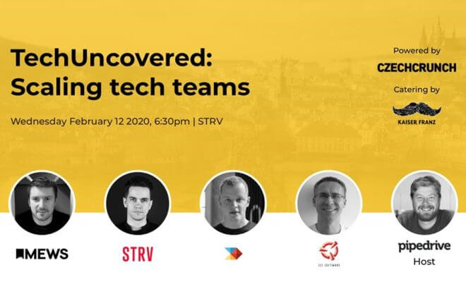 Tech Uncovered: Scaling tech teams