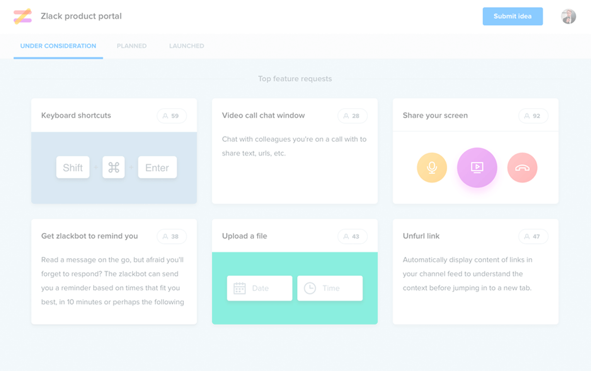 Product Portal to Help You Collect Ideas, Validate Features, and Promote Releases