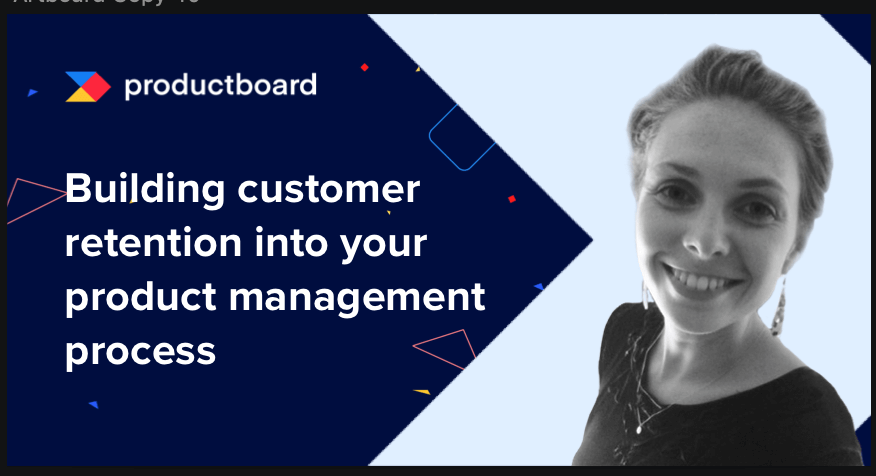 Building customer retention into your product management process