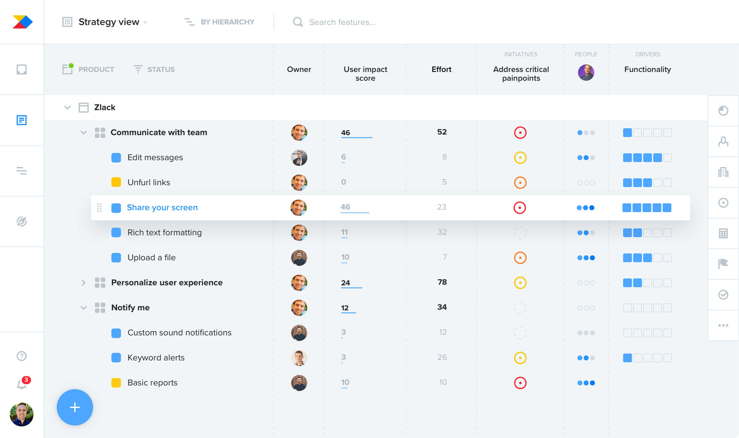 Prioritize your product backlog with ease