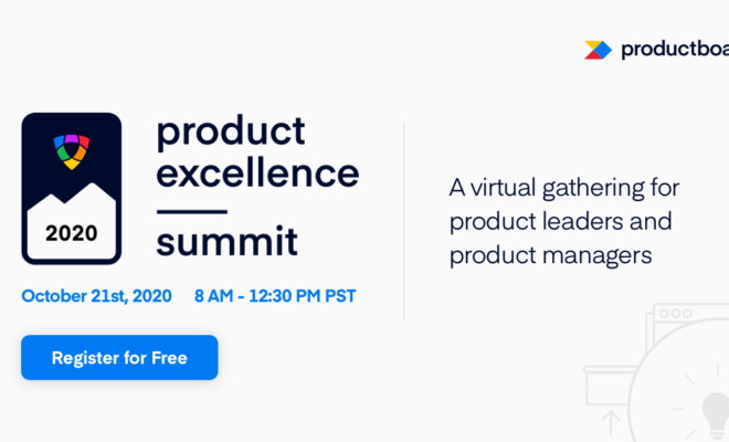 2020 Product Excellence Summit