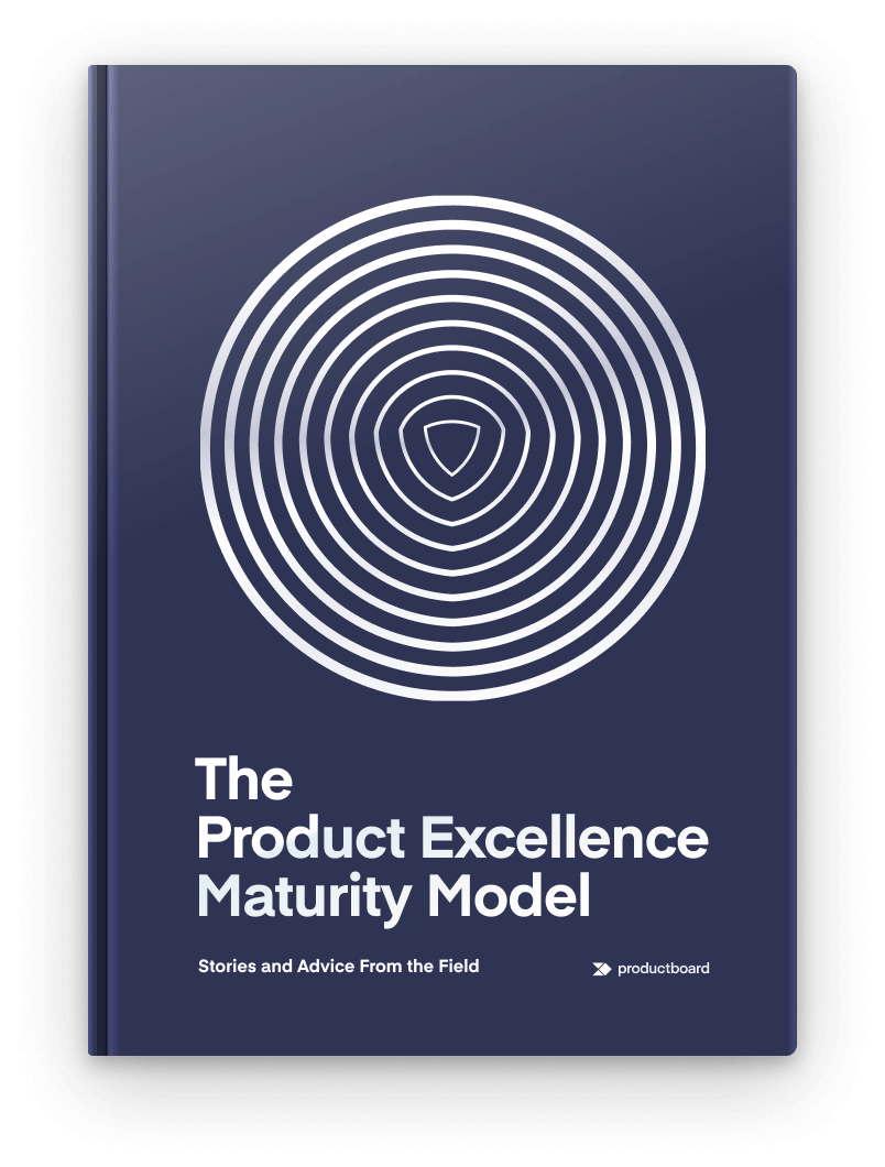 Download the Product Excellence Maturity Model