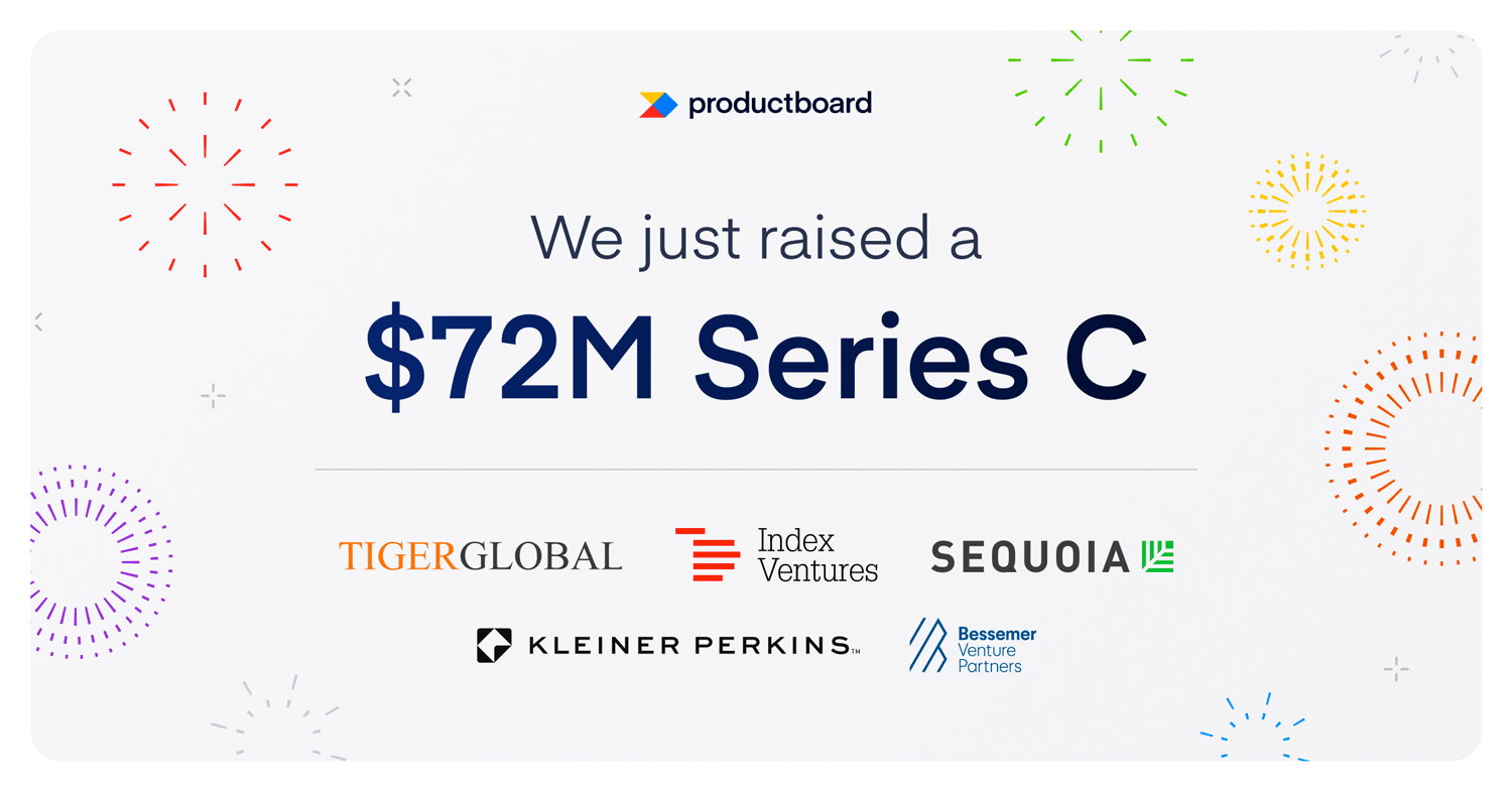Productboard raises $72M Series C to help every product organization get the right products to market, faster