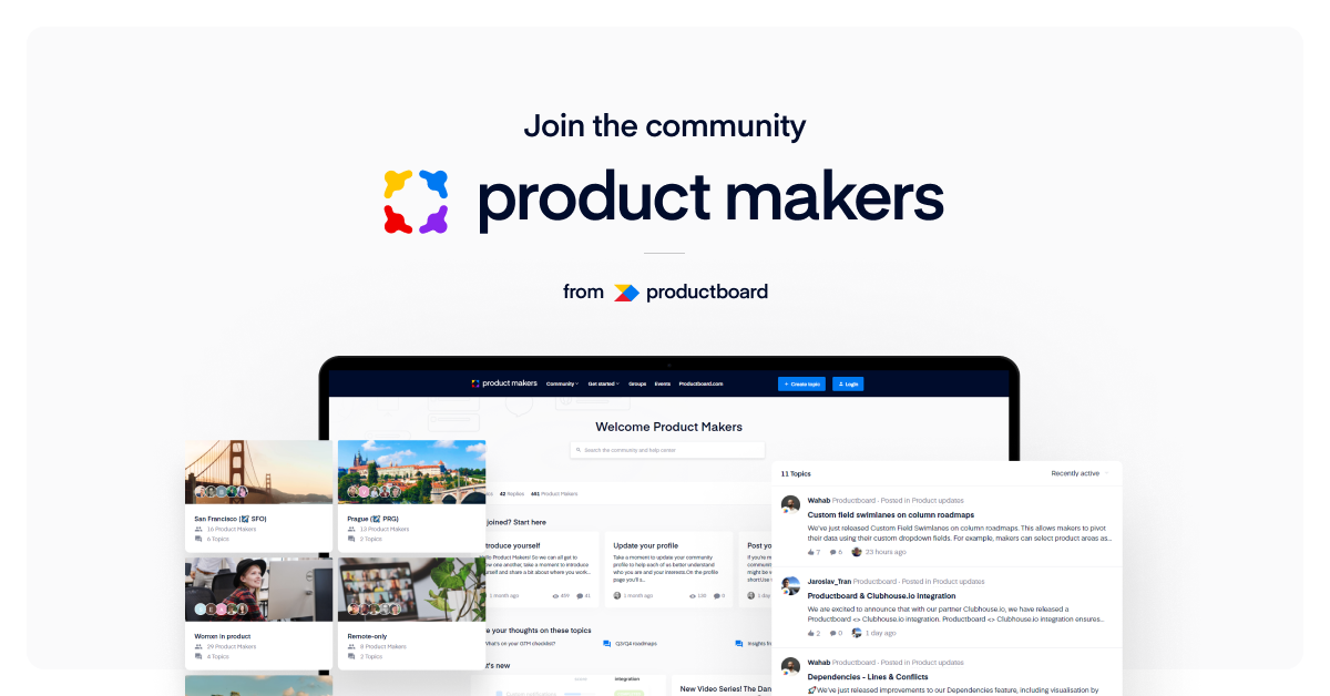 Why communities help you build better products