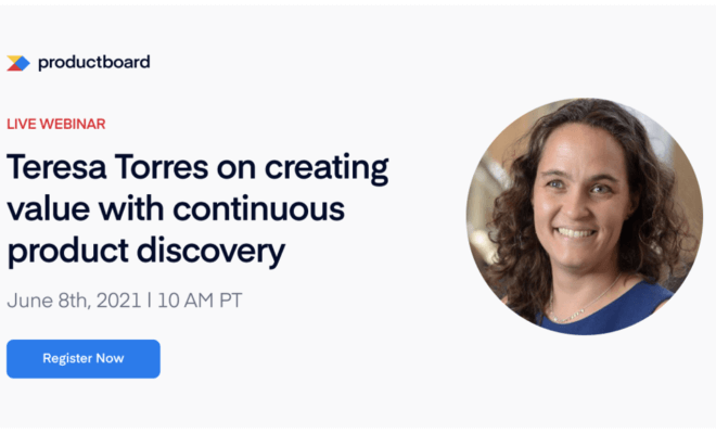 Teresa Torres on creating value with continuous product discovery